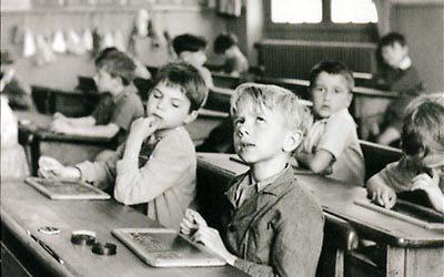 Il difficile lavoro di insegnante della scuola dell'infanzia