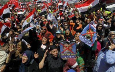 Un messaggio dall'Egitto al mondo