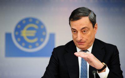 Super Mario Draghi al servizio dei banchieri