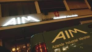 NO alla privatizzazione delle Aziende industriali (AIM) in SA!