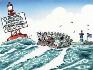 Rifugiat/e/i. Il vero problema: i governi non gli scafisti