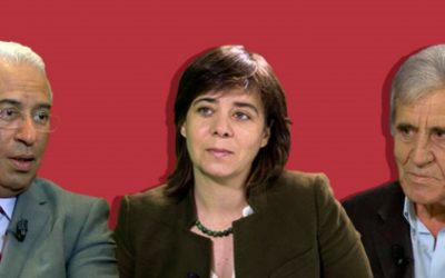 Portogallo, dopo l'accordo di governo tra il PS, il Blocco di Sinistra e il PCP