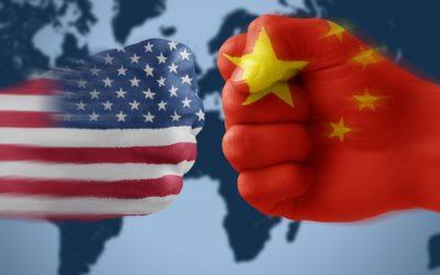 Sale di un grado la tensione tra Cina e Stati Uniti