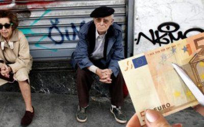 Il governo mette in pratica un nuovo saccheggio delle pensioni