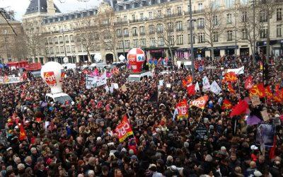 La Francia verso un ampio movimento sociale?