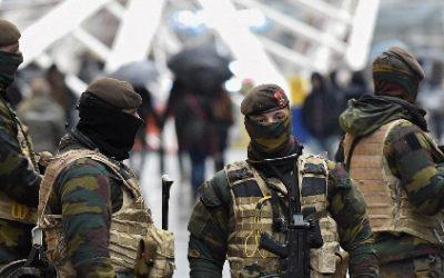 Bruxelles, solidarietà con le vittime degli attentati, vigilanza democratica
