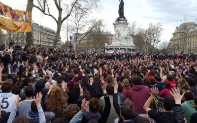 """""""Nuit Debout"""": rimandare aprile per accogliere meglio la primavera !"""