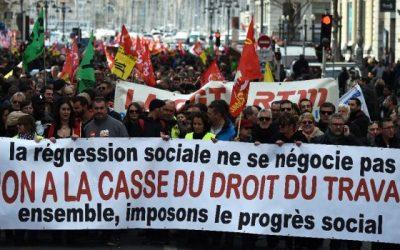 Francia, la grande lotta contro la legge El Khomri