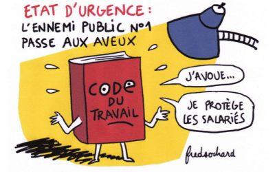 Lezioni di lotta di classe dal movimento francese contro il Jobs Act