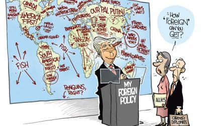 Trump, la globalizzazione può finire senza un'alternativa?