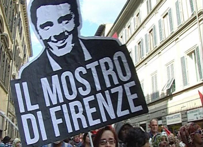 Il No ha vinto, Renzi se ne va. Arrestato il Mostro di Firenze