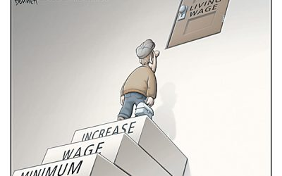 Salario minimo: il governo propone di legalizzare la miseria!