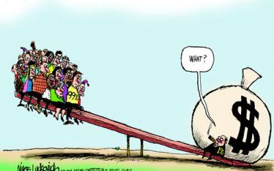 Una riforma tutta fiscale e per nulla sociale