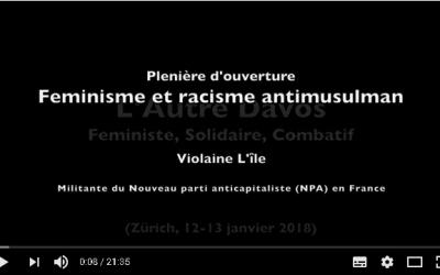 Féminisme et racisme antimusulman