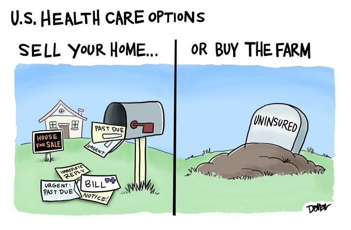 """Costi della salute, davvero """"insostenibili""""?"""