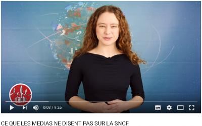 Ce que les media ne disent pas sur la SNCF