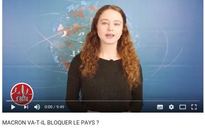 Macron va-t-il bloquer le pays?