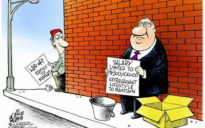 Sempre più ricchezza, sempre più disuguaglianze