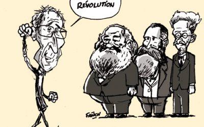 Marx e i ritmi sincopati della politica
