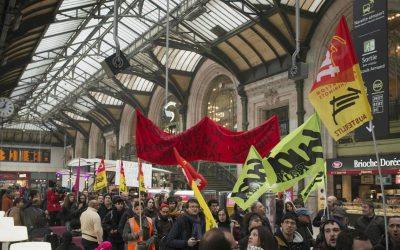"""Francia. Lo sciopero degli cheminots. Un punto di vista e un esame dall' """"interno"""""""