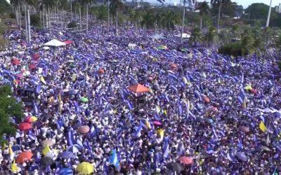 Nicaragua, i giorni pericolosi della paura