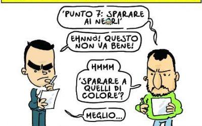 Di Maio-Salvini: la generazione identitaria