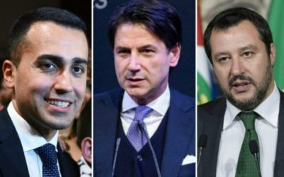 Italia, anello debole dell'economia nazional-populista