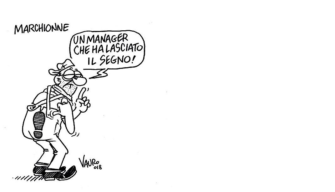 Sergio Marchionne, più finanza che auto. E il Jobs Act è roba sua