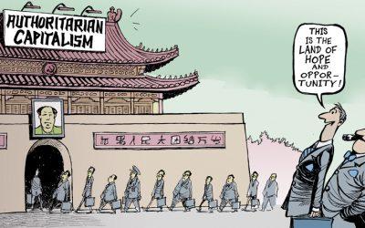 La Cina, l'imperialismo prossimo