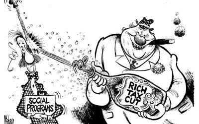 I conti migliorano, la politica sociale peggiora!