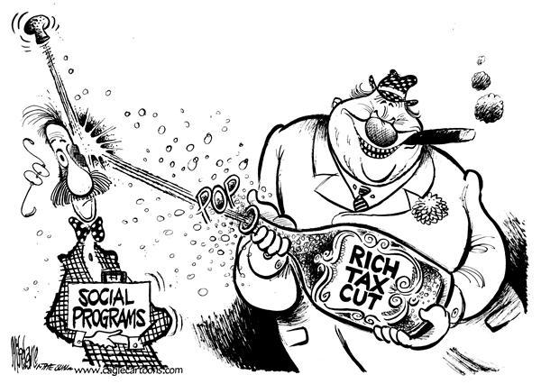 """""""Riorientamento"""" della politica sociale: quanto ha risparmiato effettivamente il cantone sulle spalle delle famiglie?"""