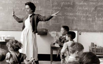 Insegnare è fare politica