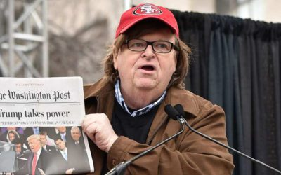 «How. The fuck. Did this happen?»: Fahrenheit 11/9 di Michael Moore