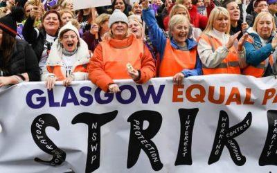 Dagli scioperi delle donne a un nuovo movimento di classe: la terza ondata femminista