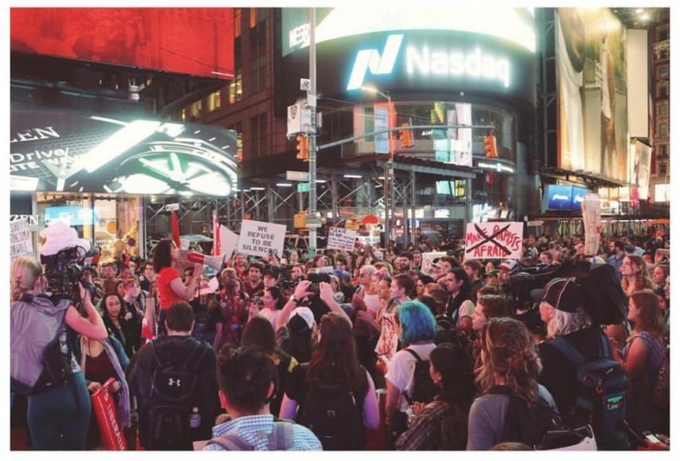 USA: il 19 Gennaio una marcia per un femminismo del 99%