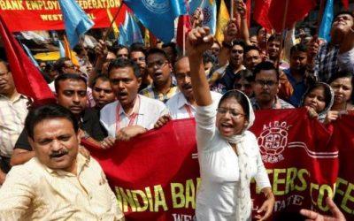 L'India in sciopero: 200 milioni di lavoratori contro il premier Modi