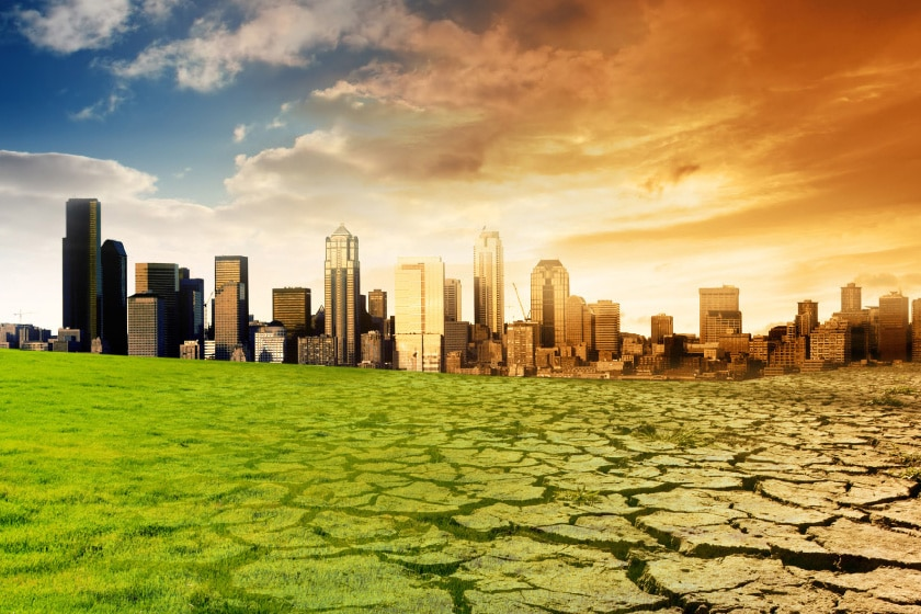 L'umanità esaurisce le terre, un rapporto speciale del GIEC/IPCC