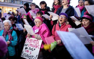 Il patriarcato non è morto, ma il femminismo è vivo