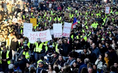 Dossier Gilet Gialli #3: una giornata di lotta importante