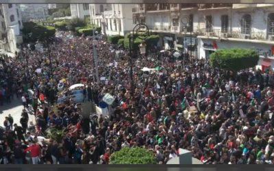 L'Algeria annuncia una nuova primavera araba?
