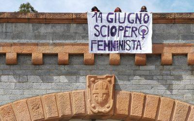 14 maggio…un mese allo sciopero delle Donne!