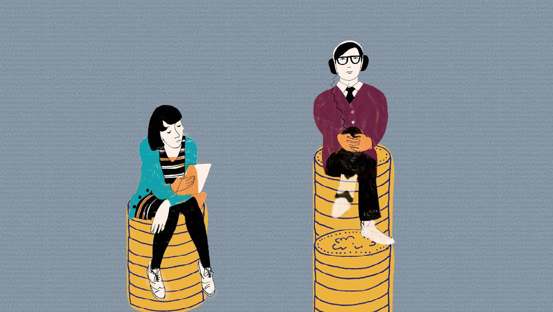 Disparità salariali uomo donna: spiegarle o eliminarle?