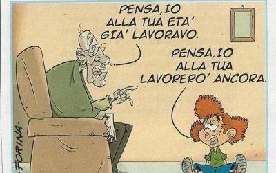 Bellinzona – Pensioni: no a rendite da fame!