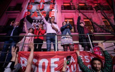 Stato spagnolo, la sconfitta della destra, i nuovi problemi a sinistra