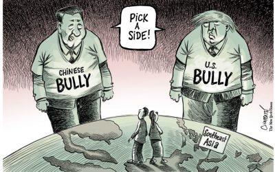 L'ascesa della Cina come potenza mondiale