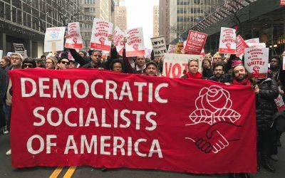 """USA: """"…e in testa ancora vaghe idee di socialismo""""*"""
