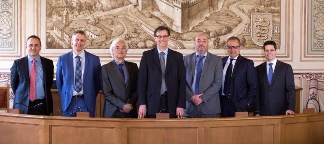 Bellinzona: un Municipio per soli uomini