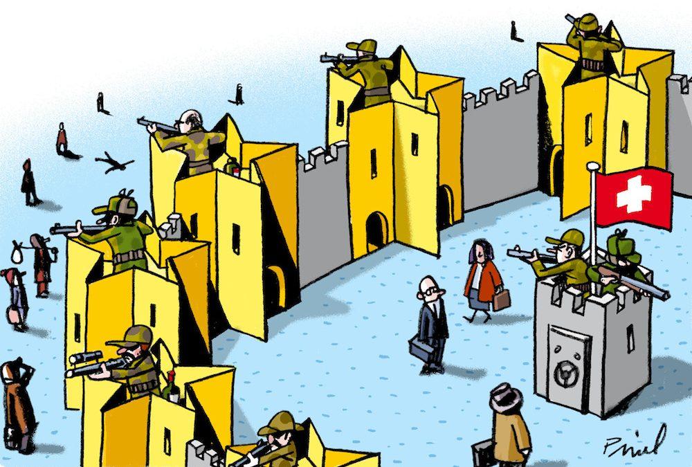 Bunker di Camorino: silenzi imbarazzanti