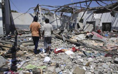 La responsabilità degli Stati europei nel massacro del centro di detenzione di Tajoura in Libia