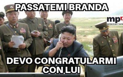 Bellinzona…Corea del Nord